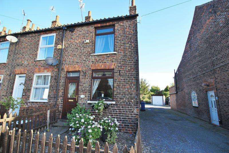 2 Bedrooms End Of Terrace House for sale in Mill Lane, Beverley