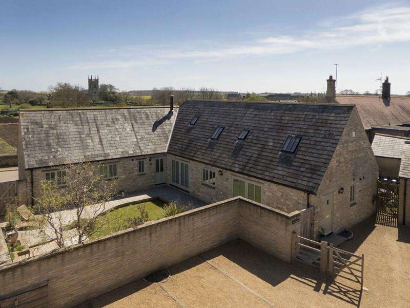 4 Bedrooms Barn Conversion Character Property for sale in Stoke Doyle, Near Oundle, PE8