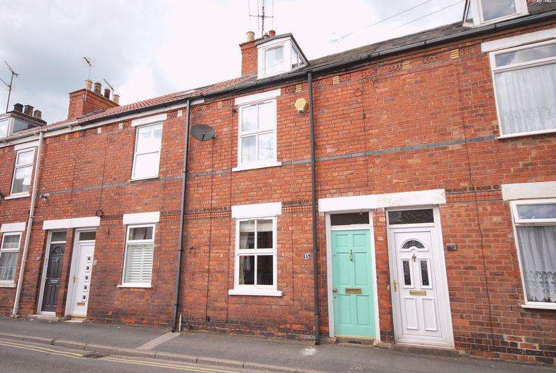3 Bedrooms Terraced House for sale in Wilbert Grove, Beverley
