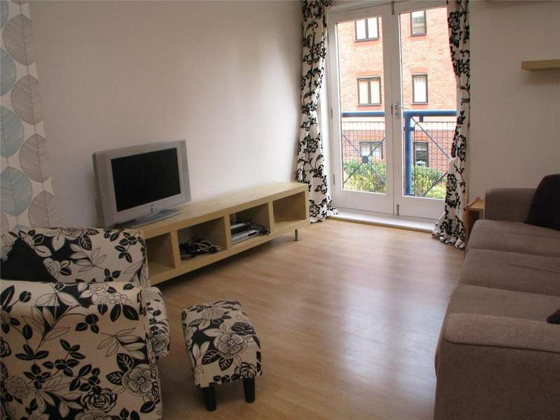 2 Bedrooms Flat for sale in Langtons Wharf, Leeds, West Yorkshire, LS2