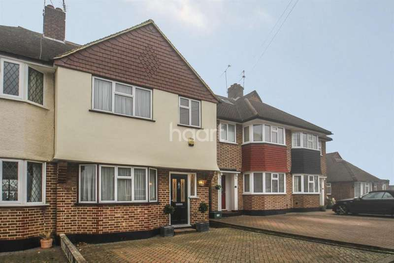 4 Bedrooms Semi Detached House for sale in Parkdale Crescent
