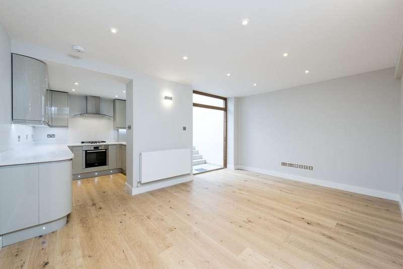 1 Bedroom Flat for sale in Byrne Road, SW12