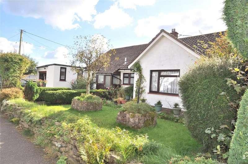 2 Bedrooms Bungalow for sale in Nomansland, Tiverton, Devon, EX16