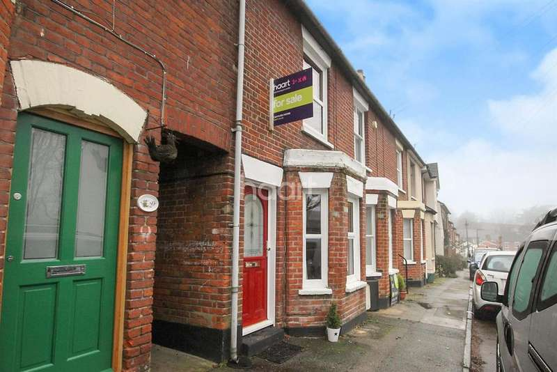 2 Bedrooms Terraced House for sale in Burlington Road, Colchester