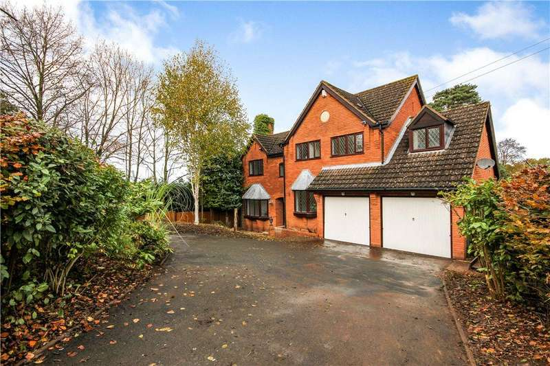 4 Bedrooms Detached House for sale in The Woodlands, Pedmore, Stourbridge, West Midlands, DY8