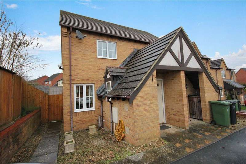 2 Bedrooms End Of Terrace House for sale in Bramley Orchards, Bromyard, HR7
