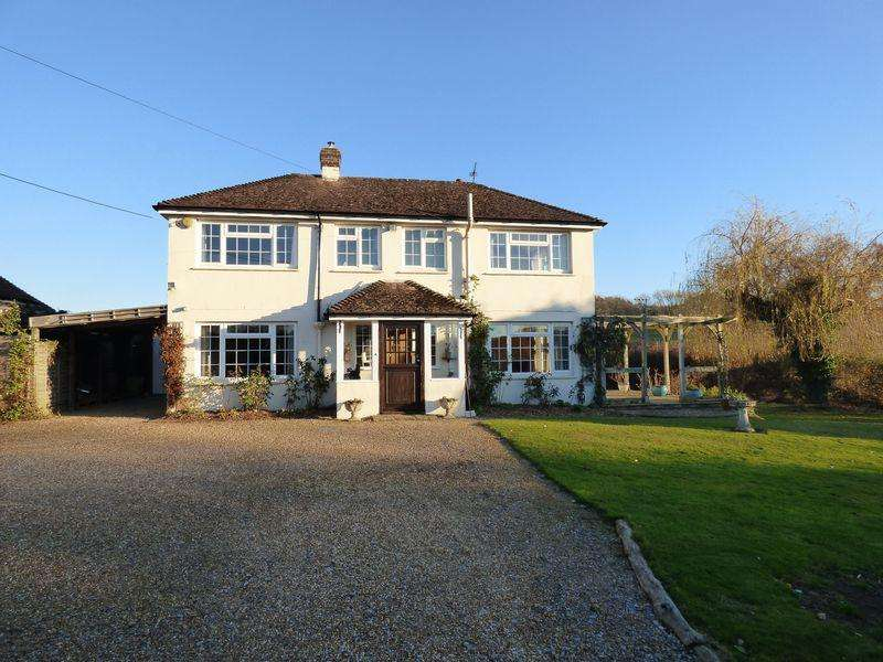 3 Bedrooms Detached House for sale in Chapel Road, Bolney, West Sussex