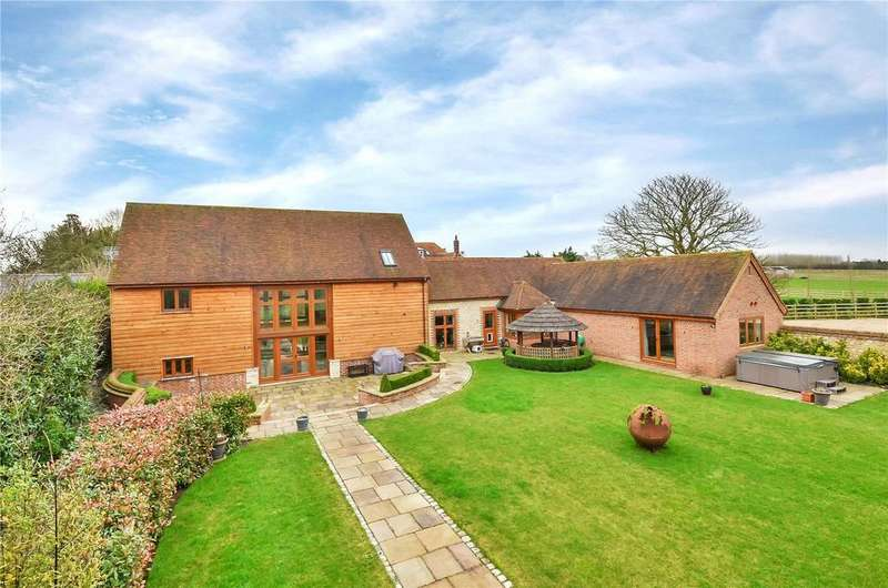 6 Bedrooms Barn Conversion Character Property for sale in Ford, Aylesbury, Buckinghamshire