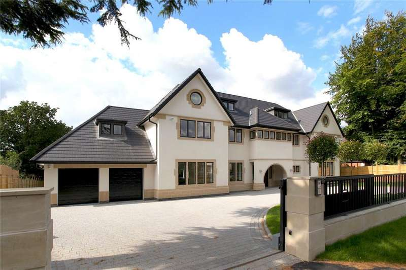 6 Bedrooms Detached House for sale in Eyebrook Road, Bowdon, Cheshire, WA14