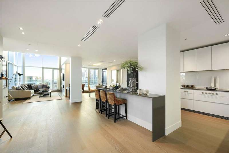 6 Bedrooms Penthouse Flat for sale in Trinity House, 375 Kensington High Street, Kensington, London, W14