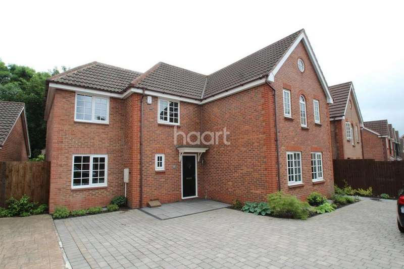 5 Bedrooms Detached House for sale in Deltic Close, Watnall
