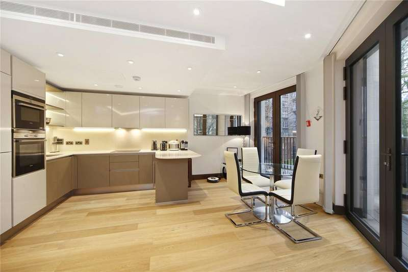2 Bedrooms Flat for sale in St Dunstan's Court, Fetter Lane, London, EC4A