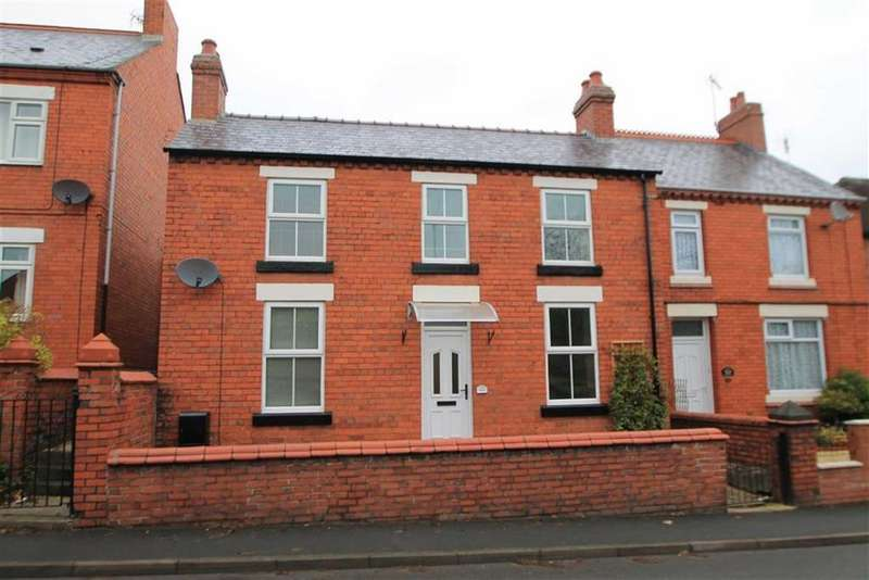 3 Bedrooms Detached House for sale in Hill Street, Rhos, Wrexham