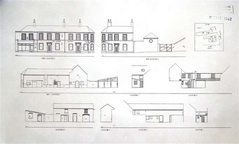 12 Bedrooms Land Commercial for sale in The Feathers, Wrexham, Wrexham