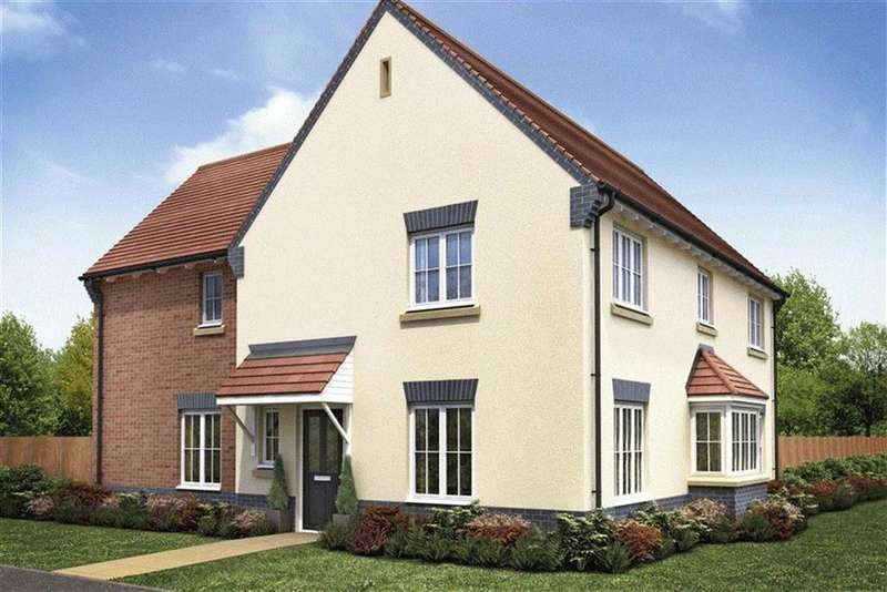 4 Bedrooms Detached House for sale in Sutton Grange, Otley Road, Shrewsbury