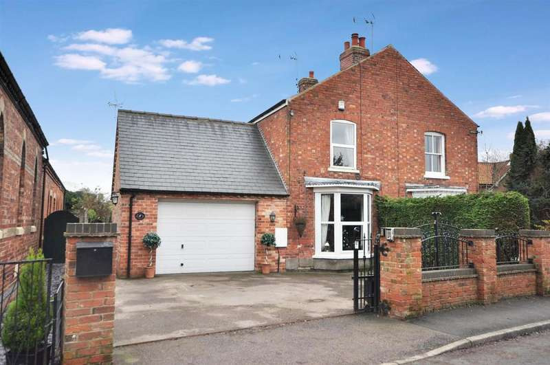 4 Bedrooms Semi Detached House for sale in Laxton Road, Egmanton, Newark