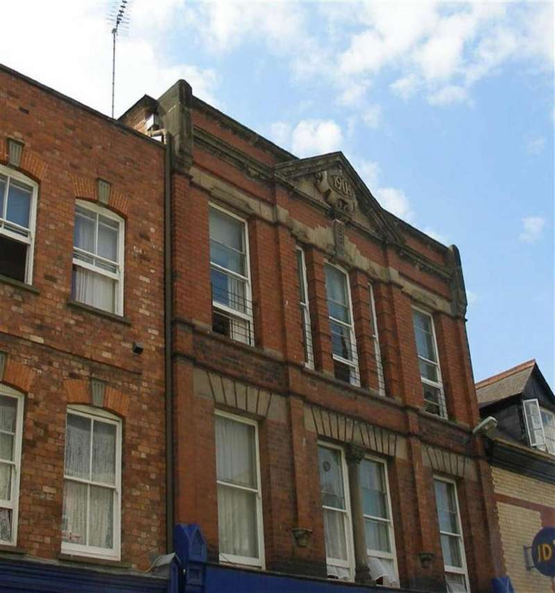 2 Bedrooms Flat for sale in Widemarsh Street, CITY CENTRE, Hereford