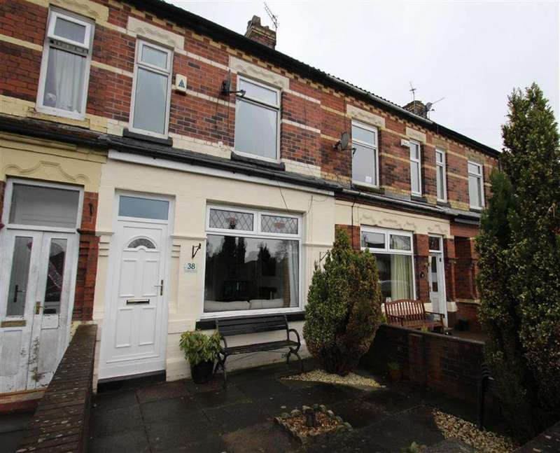2 Bedrooms Terraced House for sale in 38, Kingsland Road, Castleton, ROCHDALE, OL11
