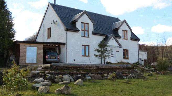 4 Bedrooms Detached House for sale in Cala nan Eun, Kilchrenan, Argyll, PA35