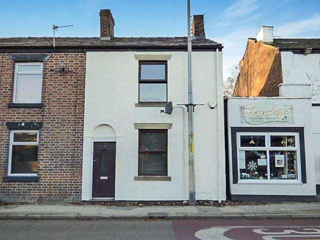 3 Bedrooms House for sale in Warrington Road, Glazebury, Warrington