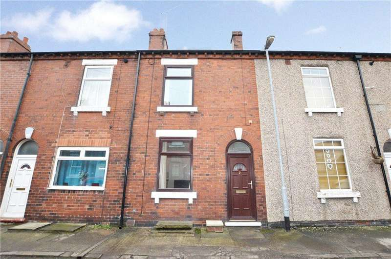 1 Bedroom Terraced House for sale in Park View, Wakefield, West Yorkshire