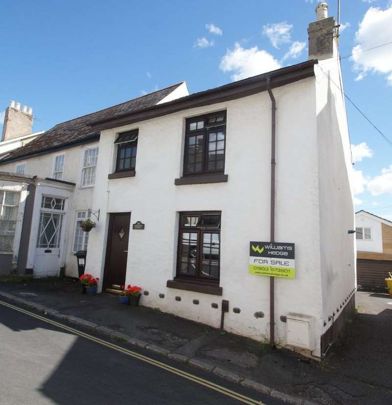 2 Bedrooms Cottage House for sale in Fore Street | Kingskerswell | Newton Abbot