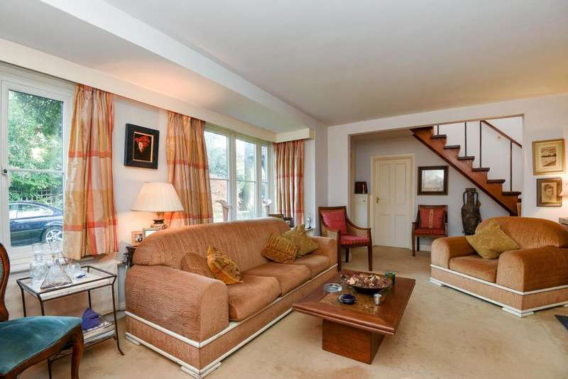 3 Bedrooms Semi Detached House for sale in Finchley Park, North Finchley, N12