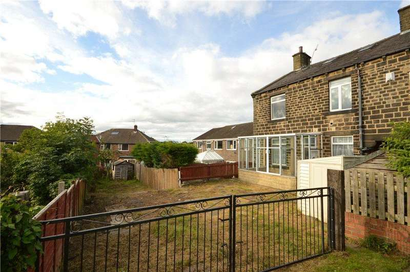 2 Bedrooms Terraced House for sale in South View, Yeadon, Leeds, West Yorkshire