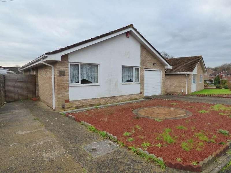 3 Bedrooms Detached Bungalow for sale in HAMWORTHY