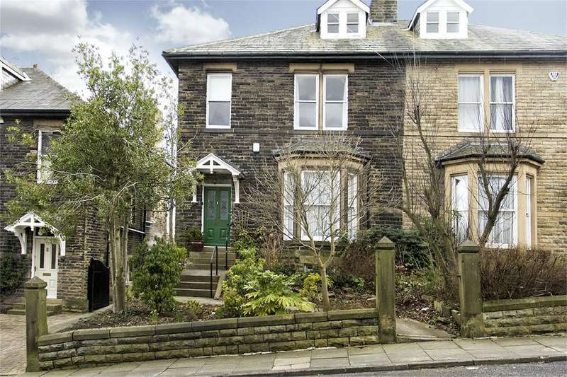 5 Bedrooms Semi Detached House for sale in West Park Street, Dewsbury, West Yorkshire, WF13
