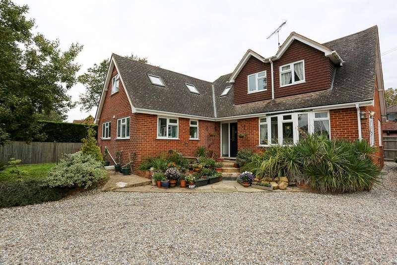 4 Bedrooms Detached House for sale in School Hill, Heathfield Park