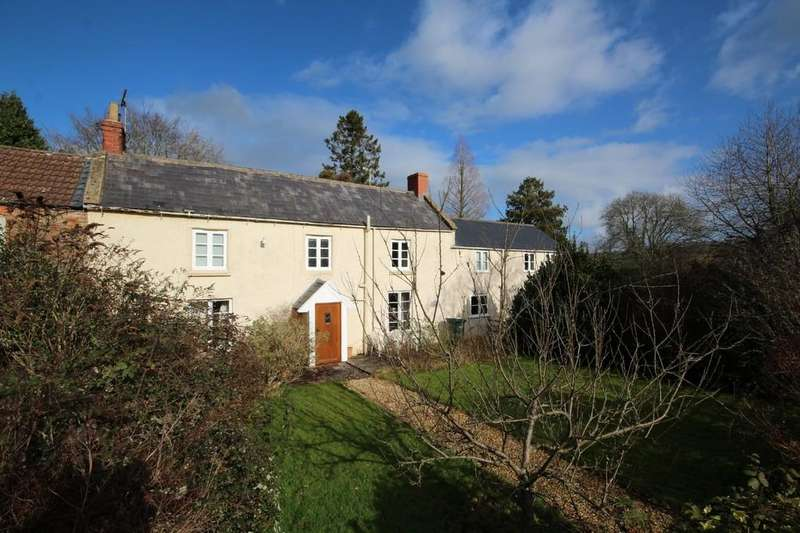 4 Bedrooms End Of Terrace House for sale in Townsend, East Harptree