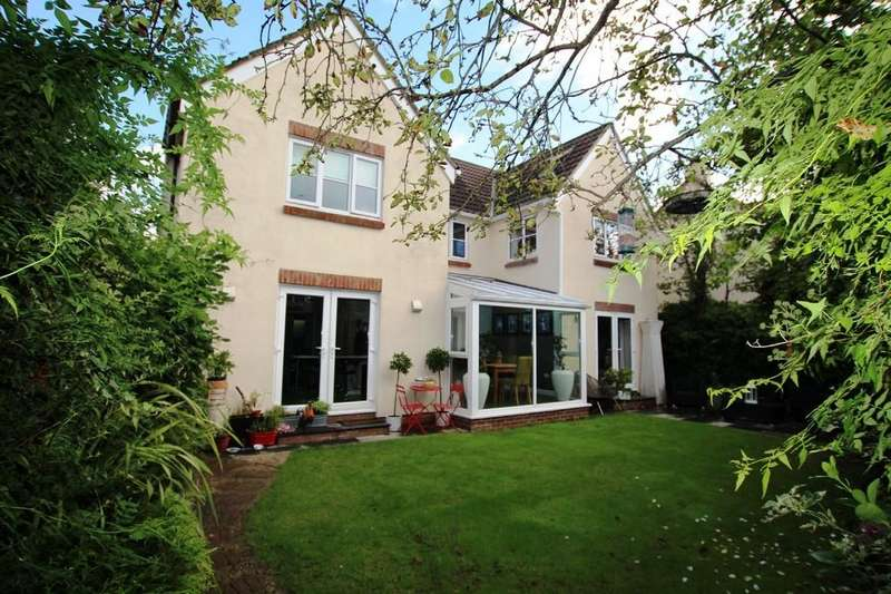 5 Bedrooms Detached House for sale in Garstons Close, Wrington