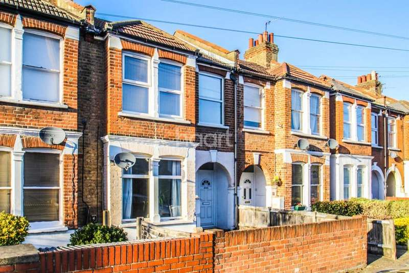 2 Bedrooms Flat for sale in Fountain Road, Tooting, SW17