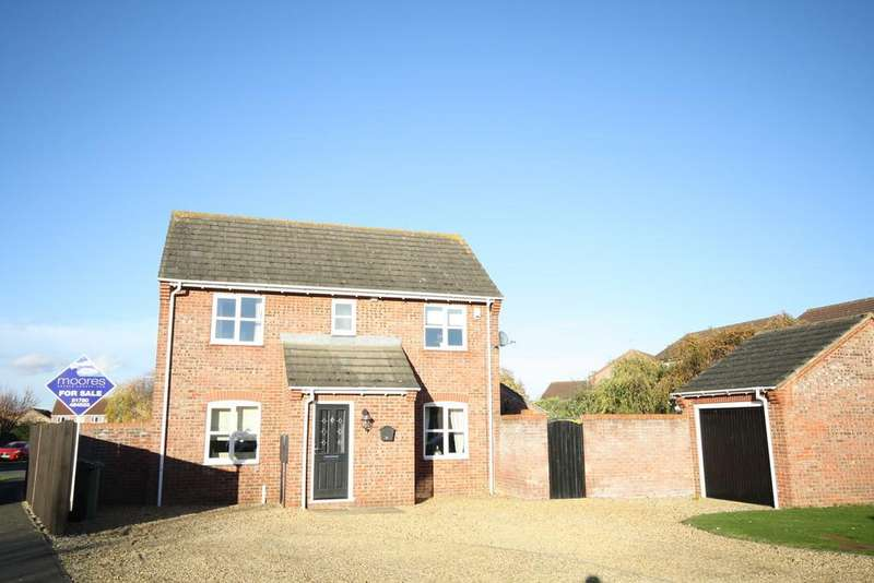 3 Bedrooms Detached House for sale in Primrose Way, Stamford