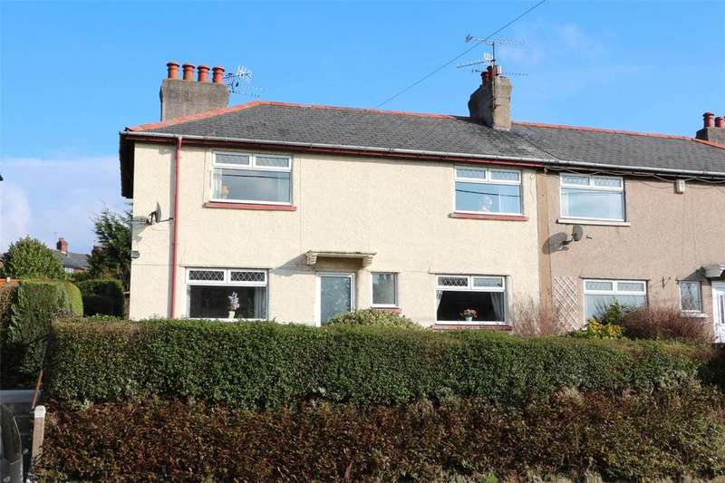 3 Bedrooms Semi Detached House for sale in Rhosrhedyn, Southsea, Wrexham, LL11
