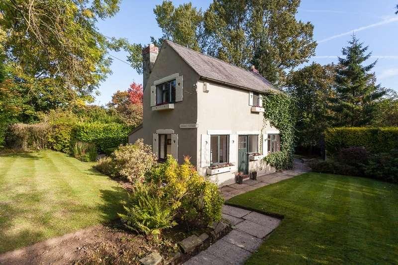 4 Bedrooms Detached House for sale in Heybridge Lane, Prestbury