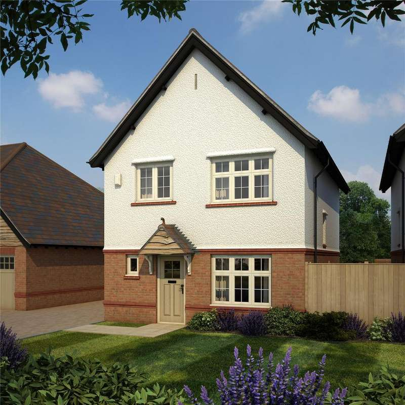 3 Bedrooms Detached House for sale in Newlands Avenue, Waterlooville, Hampshire, PO7
