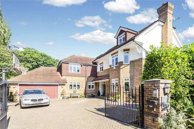 6 Bedrooms Detached House for sale in Bathgate Road, Wimbledon, London, SW19
