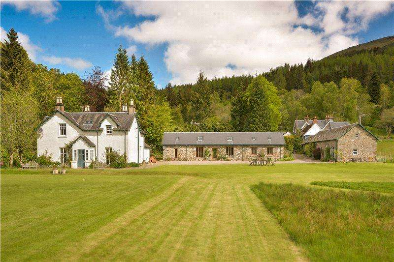 7 Bedrooms Detached House for sale in Kirkton Farm, Balquhidder, Lochearnhead, Perthshire, FK19