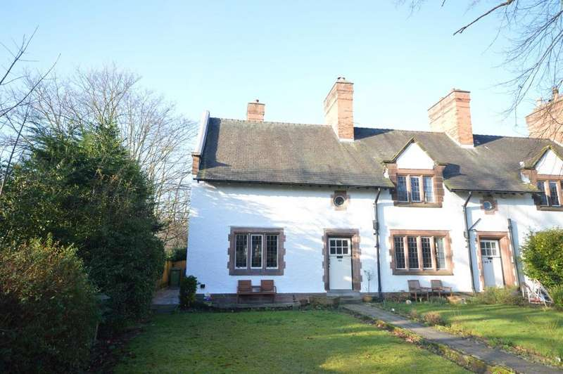3 Bedrooms End Of Terrace House for sale in Old Chester Road, Higher Walton, Warrington