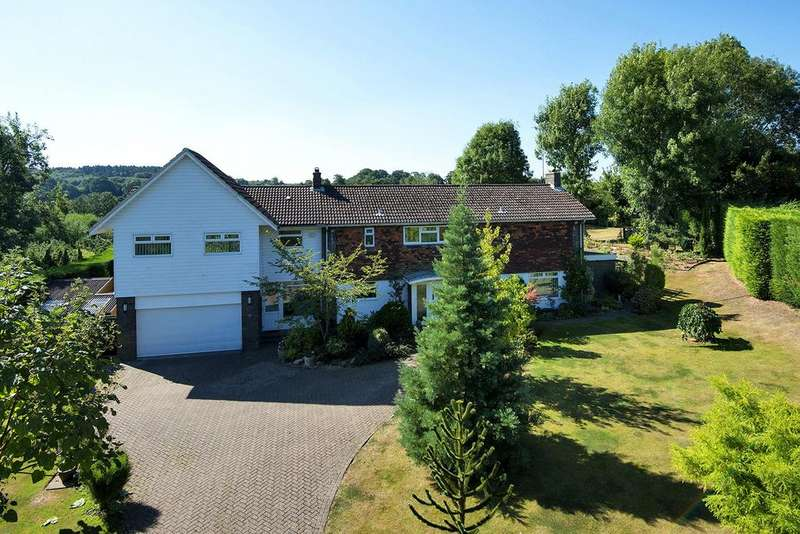 4 Bedrooms Detached House for sale in Selling Court, Selling, Faversham, Kent, ME13