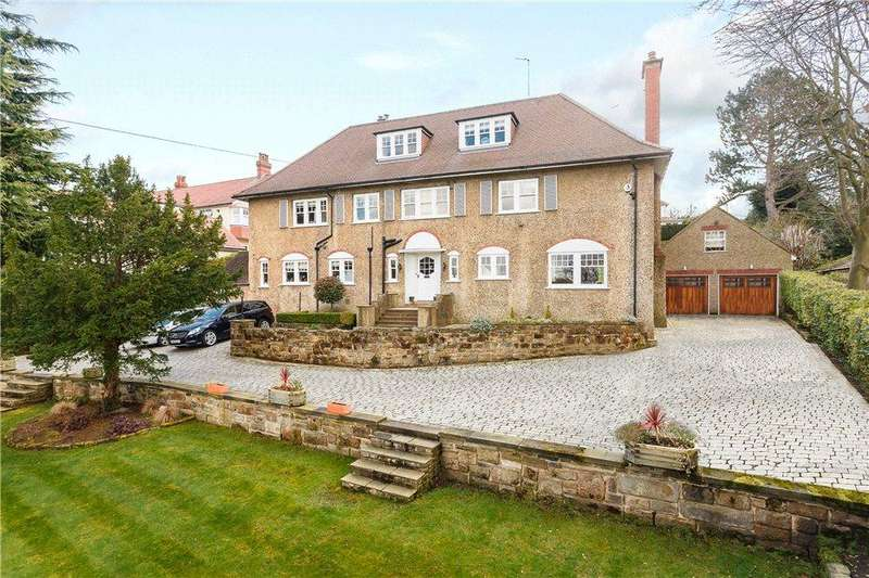 7 Bedrooms Detached House for sale in Kent Road, Harrogate, North Yorkshire, HG1