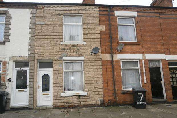 2 Bedrooms Terraced House for sale in Clifford Street, Leicester, LE3