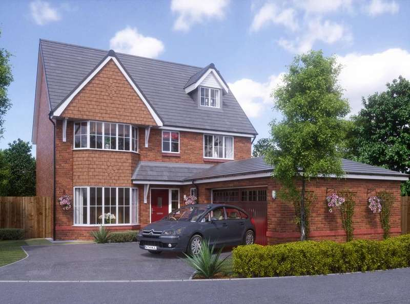 5 Bedrooms Detached House for sale in Stockport Road, Gee Cross