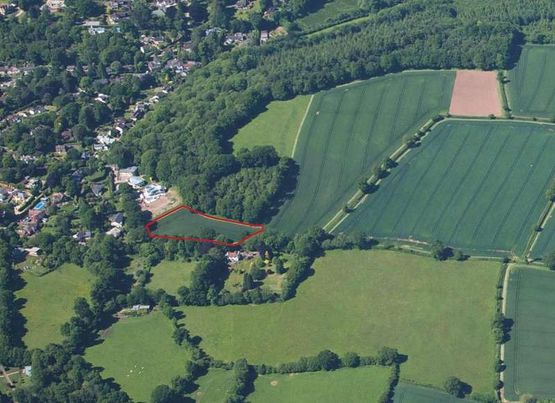 Land Commercial for sale in Lower Broad Oak Road, West Hill, Ottery St. Mary, Devon, EX11