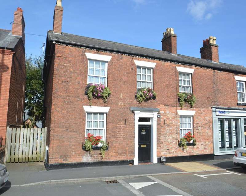 3 Bedrooms Semi Detached House for sale in London Road, Davenham, Northwich