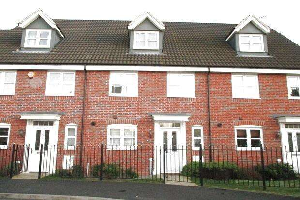 4 Bedrooms Terraced House for sale in Old Church Road, Enderby, Leicester, LE19
