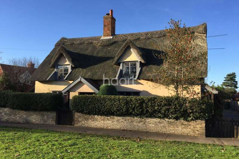 4 Bedrooms Cottage House for sale in Mill Road, Barningham, Bury St Edmunds