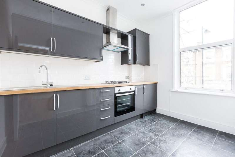 1 Bedroom Flat for sale in Graham Road, Hackney, E8